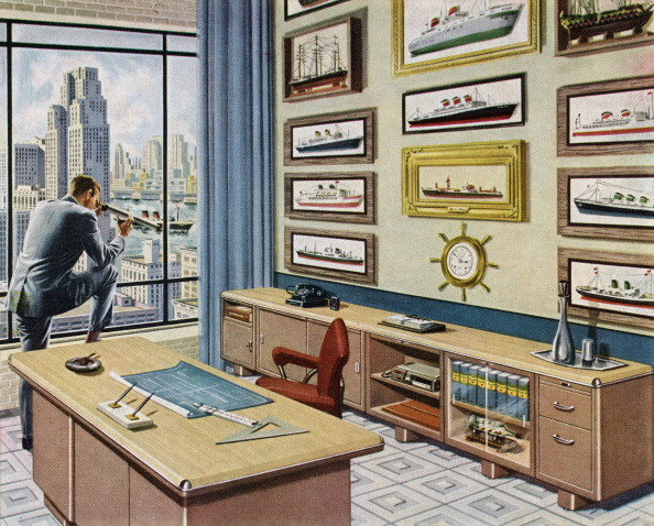 人物「Businessman Looking Out Window」:写真・画像(18)[壁紙.com]