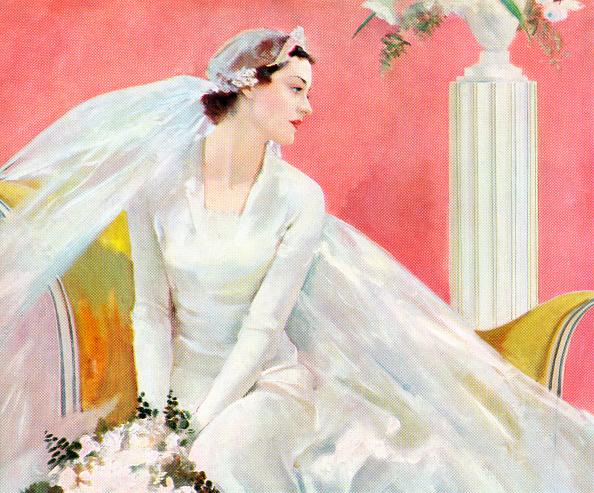 Bride「Bride On Pink Background」:写真・画像(19)[壁紙.com]