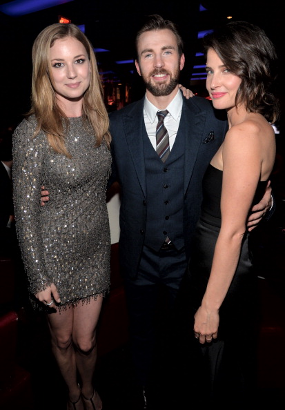 "Emily VanCamp「Marvel's ""Captain America: The Winter Soldier"" Premiere - After Party」:写真・画像(5)[壁紙.com]"
