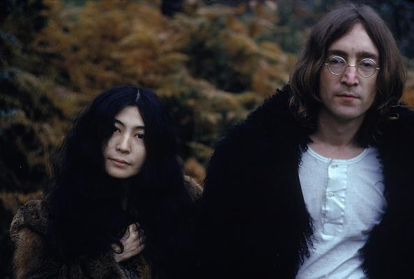 Portrait「Yoko Ono & John Lennon」:写真・画像(10)[壁紙.com]