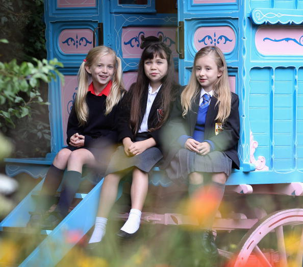 Children Only「The Girls Who Will Play Matilda In The RSC's Production Are Revealed」:写真・画像(2)[壁紙.com]
