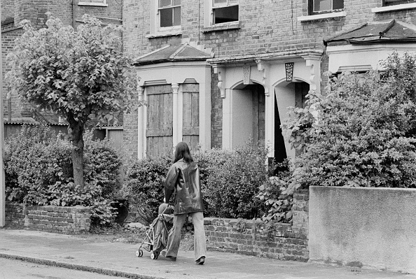 Hackney「Sandbrook Road, Stoke Newington, London」:写真・画像(10)[壁紙.com]