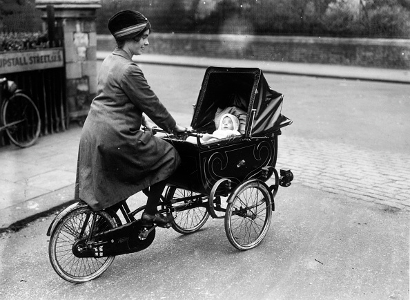 Invention「Cycle Pram」:写真・画像(5)[壁紙.com]