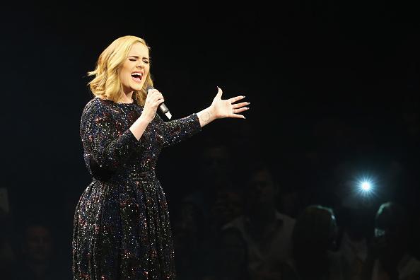 歌手 アデル「Adele Performs At The Barclaycard Arena, Hamburg」:写真・画像(8)[壁紙.com]