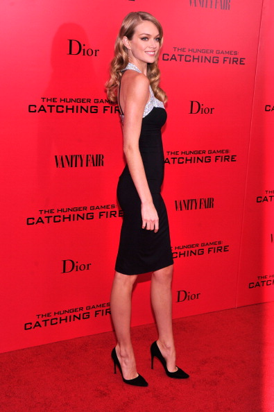 "Stephen Lovekin「""The Hunger Games: Catching Fire"" New York Special Screening - Inside Arrivals」:写真・画像(6)[壁紙.com]"