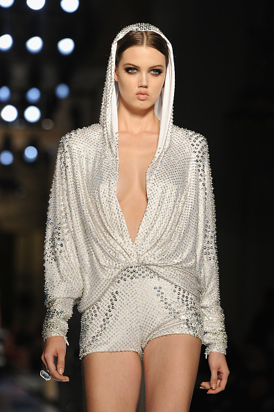 Atelier Versace「Atelier Versace : Runway - Paris Fashion Week - Haute Couture S/S 2014」:写真・画像(7)[壁紙.com]