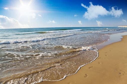 Wave「ビーチのパラダイス」:スマホ壁紙(2)