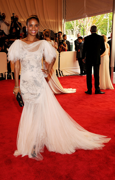"""Larry Busacca「""""American Woman: Fashioning A National Identity"""" Met Gala - Arrivals」:写真・画像(2)[壁紙.com]"""