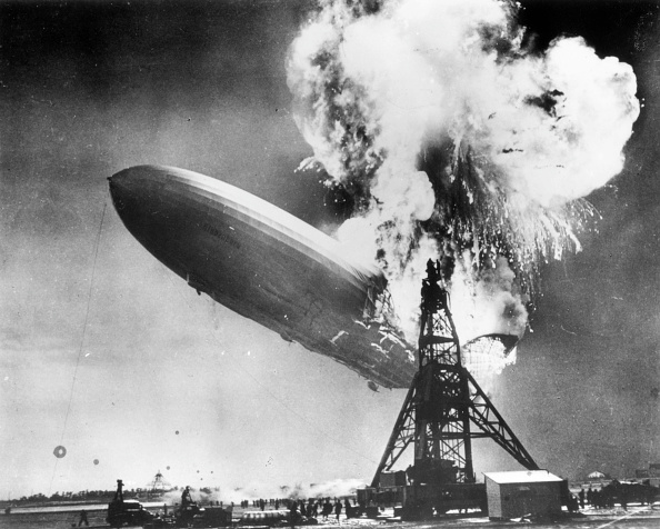 Accidents and Disasters「LZ-129 Disaster」:写真・画像(1)[壁紙.com]