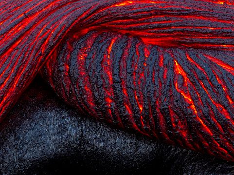 Volcanic Landscape「Lava」:スマホ壁紙(10)
