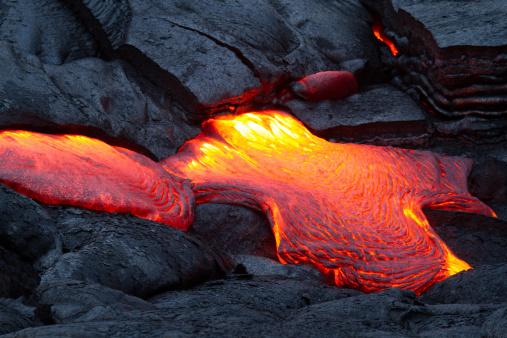 Volcano「Lava」:スマホ壁紙(19)
