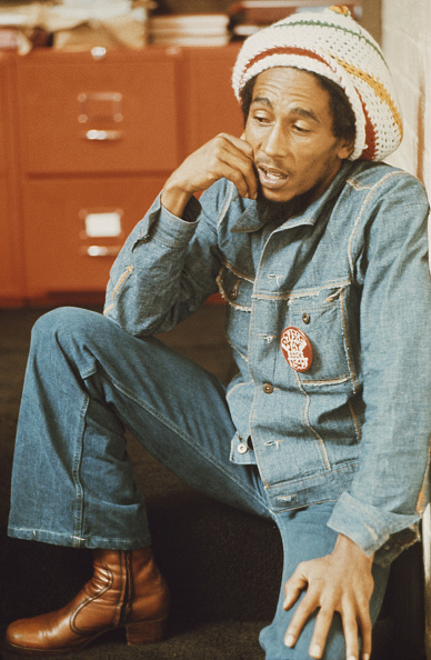 Denim「Bob Marley In London」:写真・画像(15)[壁紙.com]