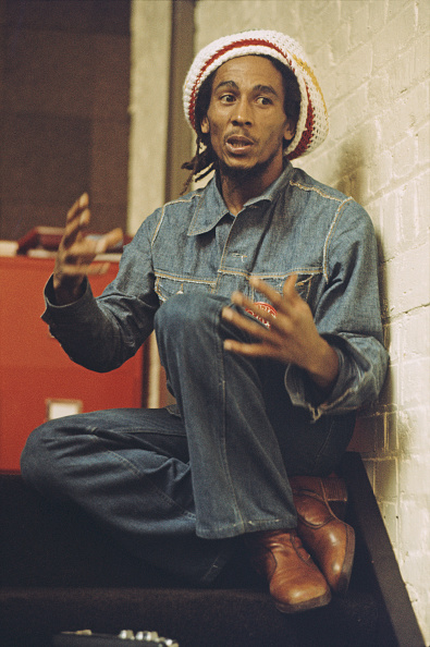 Denim「Bob Marley In London」:写真・画像(13)[壁紙.com]