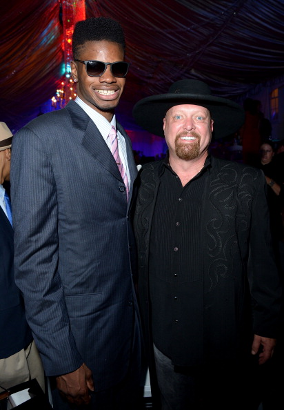 Eddie House「Barnstable Brown Gala Hosted By GREY GOOSE KY Derby-Eve」:写真・画像(0)[壁紙.com]