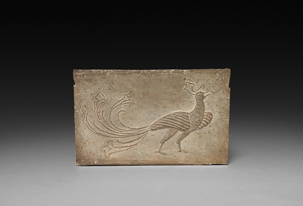 Preparing Food「Panel From Model Cooking Stove: Bird And Phoenix」:写真・画像(16)[壁紙.com]