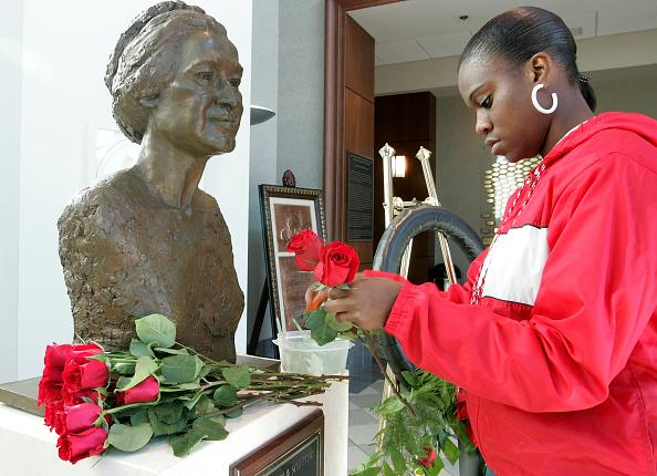 Justin Sullivan「Montgomery, Alabama Remembers Rosa Parks」:写真・画像(12)[壁紙.com]