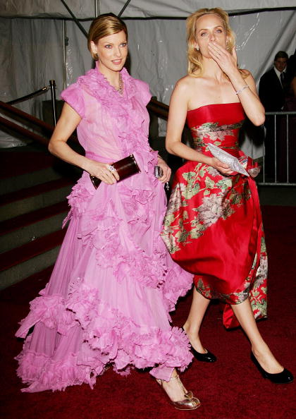 Frilly「MET Presents Anglomania: The Costume Institute Benefit Gala」:写真・画像(6)[壁紙.com]