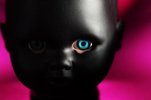 Demon - Fictional Character「Baby Closeup」:スマホ壁紙(3)