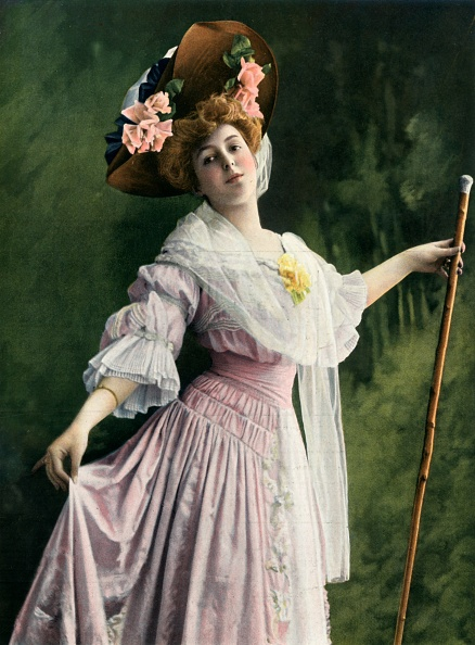 20th Century Style「Mlle Marthe Regnier」:写真・画像(11)[壁紙.com]