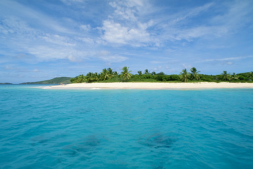 Sandy Cay「Sandy Cay and Caribbean Sea」:スマホ壁紙(7)