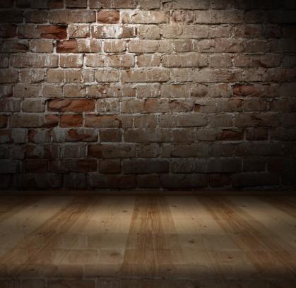 レトロ「グランジの壁」:スマホ壁紙(6)