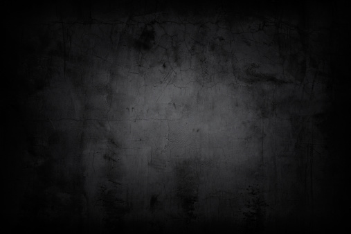 Black Color「Grunge wall」:スマホ壁紙(2)