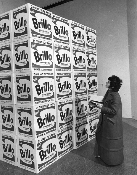 Large Group Of Objects「Brillo Boxes」:写真・画像(17)[壁紙.com]