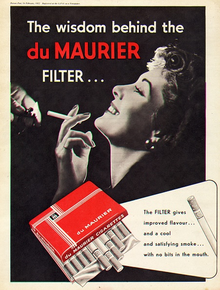 Advertisement「Du Maurier Filtered」:写真・画像(1)[壁紙.com]