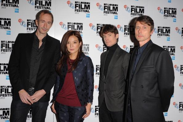 "Mat Osman「""So Young"" - Red Carpet Arrivals: 57th BFI London Film Festival」:写真・画像(4)[壁紙.com]"