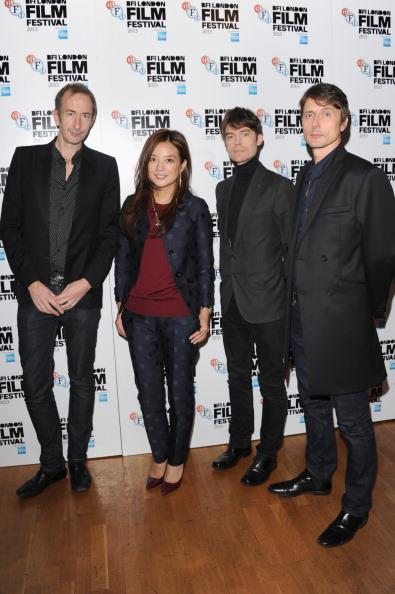 "Mat Osman「""So Young"" - Red Carpet Arrivals: 57th BFI London Film Festival」:写真・画像(10)[壁紙.com]"