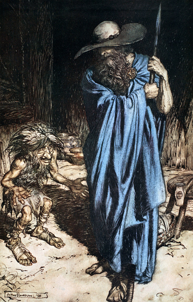 God「Mime And The Wanderer' 1924」:写真・画像(9)[壁紙.com]