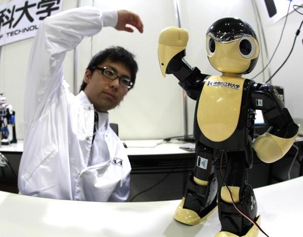Robot Arm「ROBO_JAPAN 2008 Begins At Yokohama」:写真・画像(18)[壁紙.com]