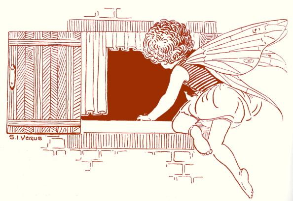 Peeking「1920s children's book illustration」:写真・画像(12)[壁紙.com]