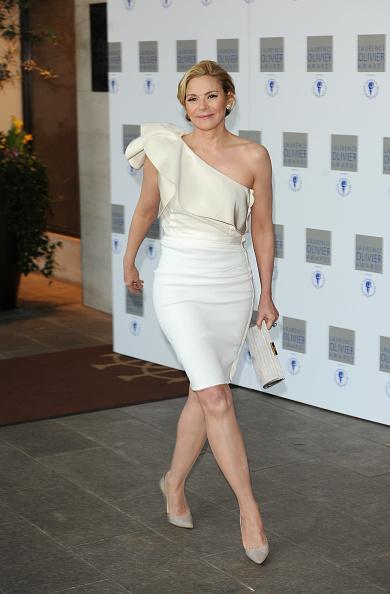 Cream Colored「The Laurence Olivier Awards - Outside Arrivals」:写真・画像(4)[壁紙.com]
