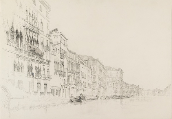 Circa 14th Century「View From The Palazzo Bembo To The Palazzo Grimani」:写真・画像(5)[壁紙.com]