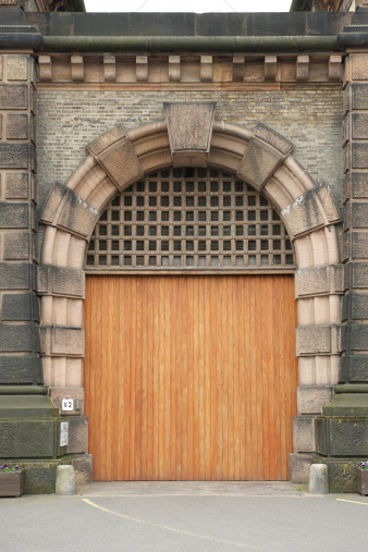 Wandsworth「Wandsworth Prison gate」:スマホ壁紙(5)