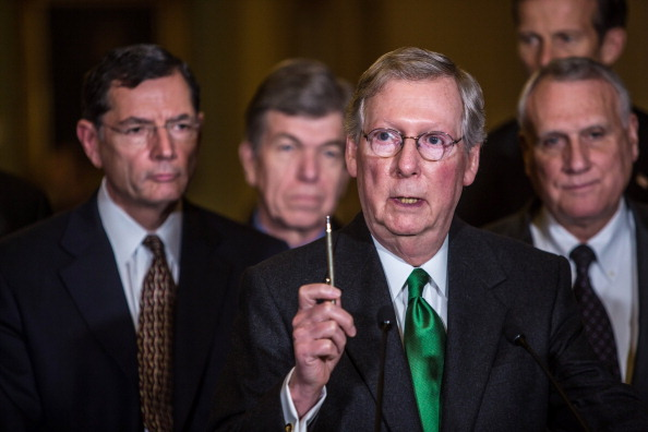 Strategy「Senate Republicans Hold Weekly Policy Luncheon」:写真・画像(4)[壁紙.com]