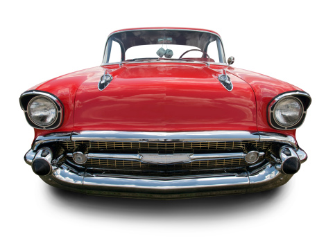 Hot Rod Car「Chevrolet Bel Air 1957」:スマホ壁紙(16)