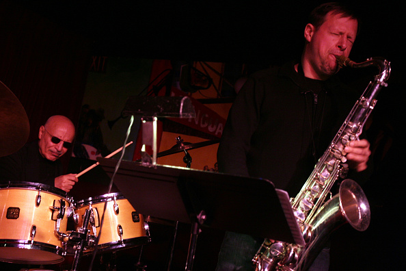 Village Vanguard「Paul Motian Trio」:写真・画像(4)[壁紙.com]