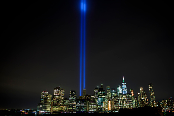Anniversary「15th Annual Commemoration Ceremony Held At WTC Site For 9/11 Terror Victims」:写真・画像(7)[壁紙.com]