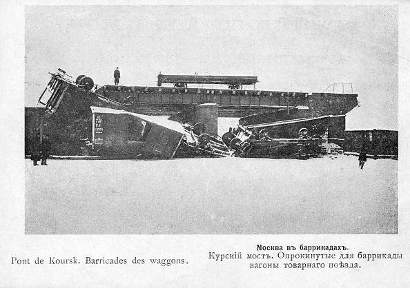20th Century Style「Street barricades during 1905 Russian Revolution」:写真・画像(9)[壁紙.com]