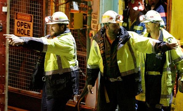 Mine「Tasmanian Miners Rescued」:写真・画像(10)[壁紙.com]
