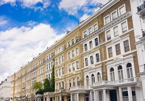 Terraced Field「London Apartments - Kensington」:スマホ壁紙(14)