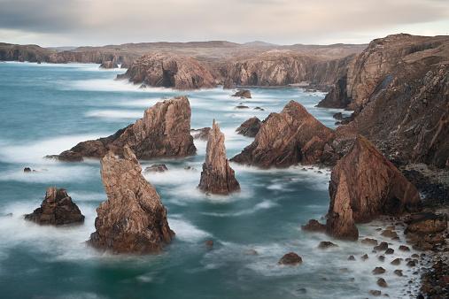Outer Hebrides「Mangersta, Isle of Harris, Scotland」:スマホ壁紙(19)
