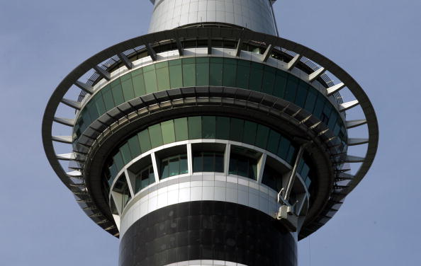 Auckland「Stock Photography. The Sky Tower In Auckland City,」:写真・画像(12)[壁紙.com]