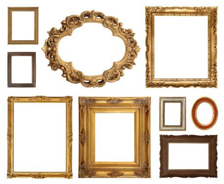 Baroque Style「Frames collection」:スマホ壁紙(17)