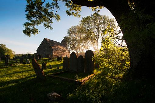 Isle of Man「Rural country stone built Chapel」:スマホ壁紙(12)