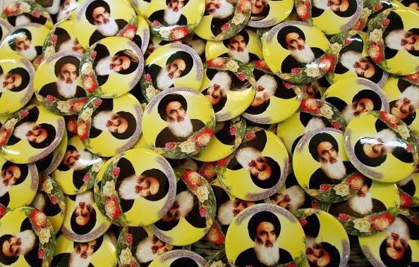 Full Frame「Iraqi Cleric Calls For Autonomous Shiite Region」:写真・画像(8)[壁紙.com]