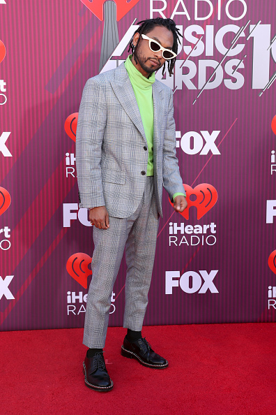 iHeartRadio「2019 iHeartRadio Music Awards - Red Carpet」:写真・画像(9)[壁紙.com]