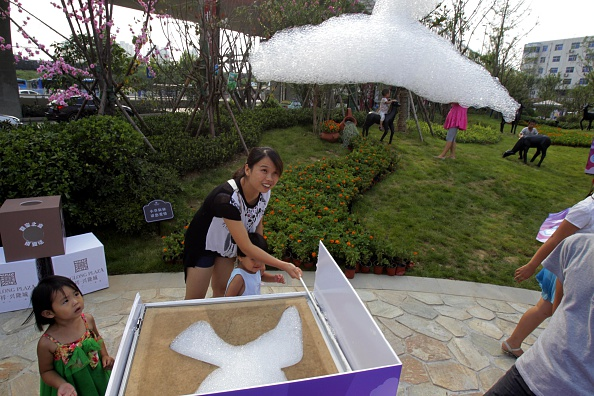 """Craft「Renting Out """"Clouds"""" With Ten Thousand Yuan Earning One Day In Zhengzhou」:写真・画像(16)[壁紙.com]"""